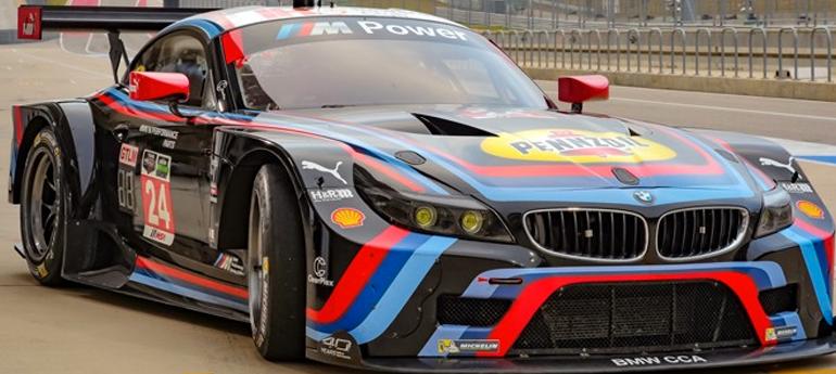 BMW Motorsport nuestro más reciente socio tecnológico