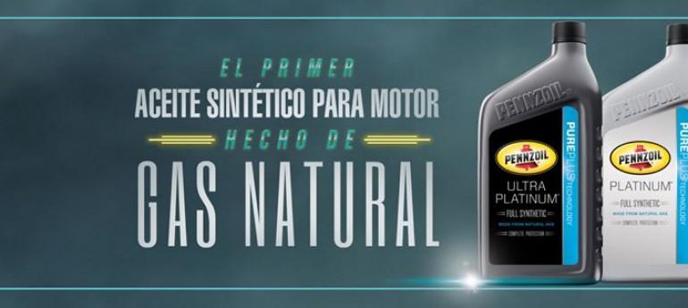 Llega a Puerto Rico el aceite sintético de motor hecho de gas natural