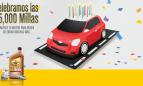 Celebra las 75,000 millas de tu auto con Pennzoil